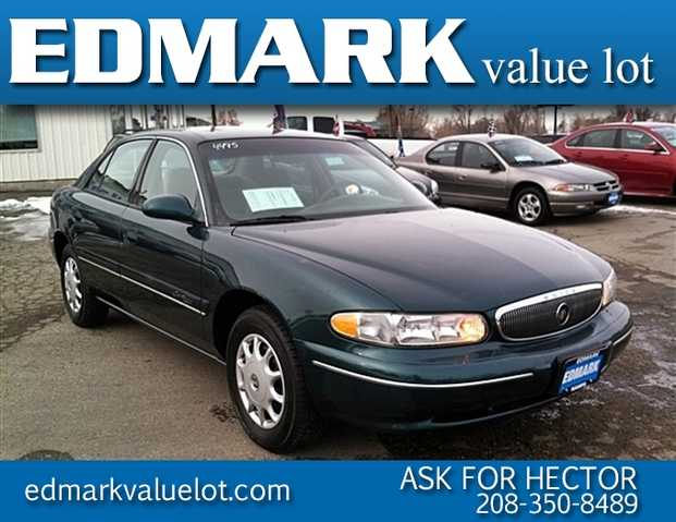 2000 Buick Century Custom 4dr Sedan, Well Taken Care, One Owner!