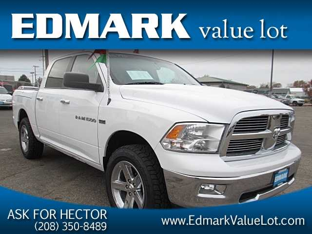 2011 Dodge Ram 1500 4dr Club Cab Truck, Gotta See It!