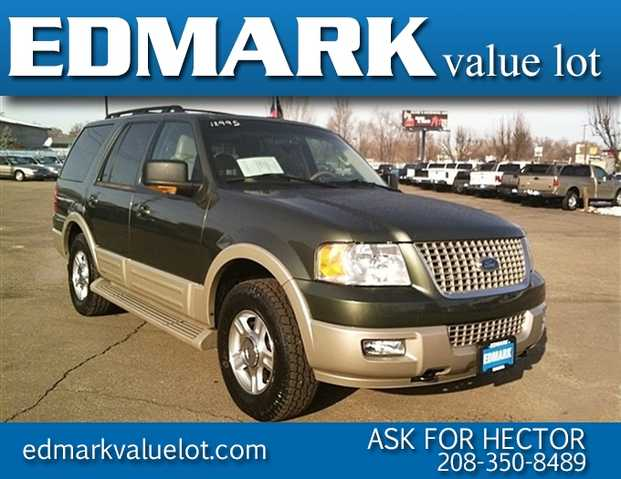 2005 Ford Expedition 4x4 Suv, Room For Everyone!