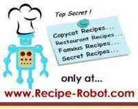 Copy Great Recipes With Recipe Robot!