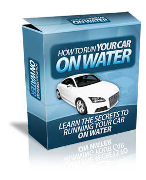How To Run Your Car On Water!