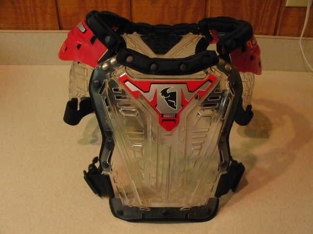 Kids Mx Chest Protector
