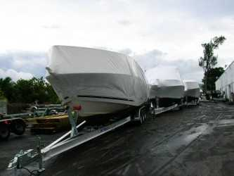 Boat Transporting Nationwide