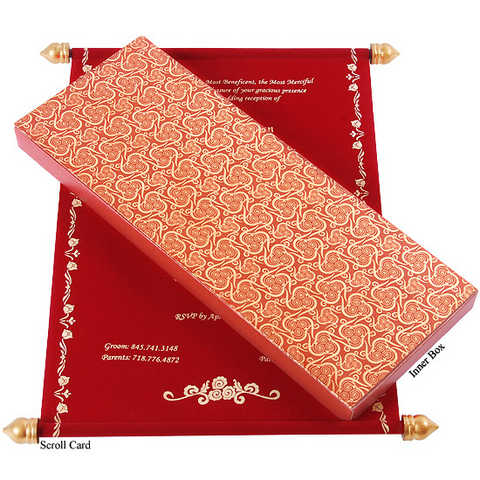 Get Latest Designs And Patterns Of Wedding Invitations