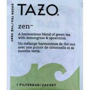 Refreshing Tazo (R) Zen Green Tea And Herbal Infusion For Sale