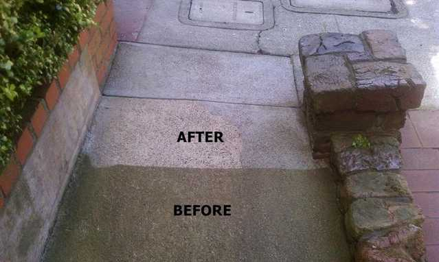 Power Washing - Pressure Cleaning Customer Leads