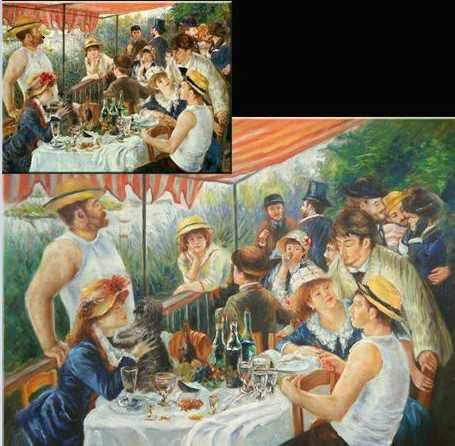 Museum Quality Oil Painting Reproduction