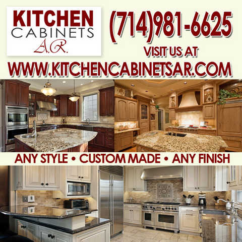 Kitchen Cabinets Remodeling Made In Orange County