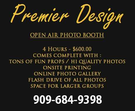Photobooth By Premier Design