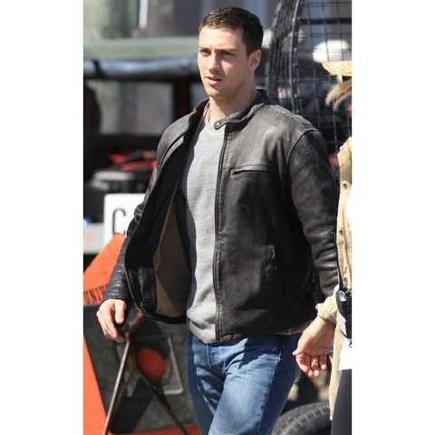 New Aaron Taylor Johnson Godzilla Jacket