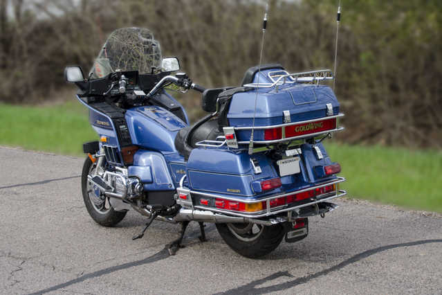 1985 Honda Goldwing Interstate Fully Loaded! Make An Offer!