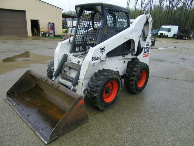 2006 Bobcat S300 Turbo Low Hours