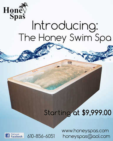 Honey Swim Spas - Buy Direct