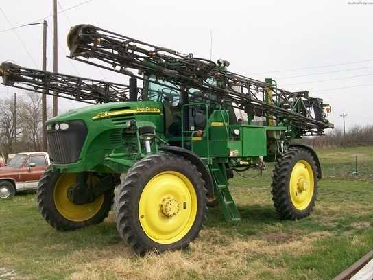 2005 John Deere 4720 Sprayer