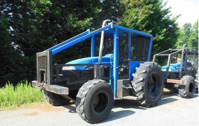 2007 New Holland Tb120 Tractor