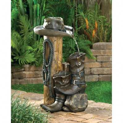 Ranch Style Water Fountain