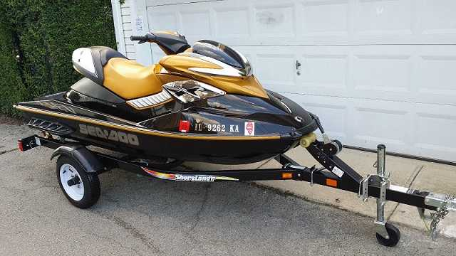 2006 Sea Doo Rxp 215 Hp Supercharged