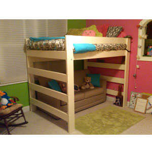 Nationalfurnishing - Loft Bed For Colleges
