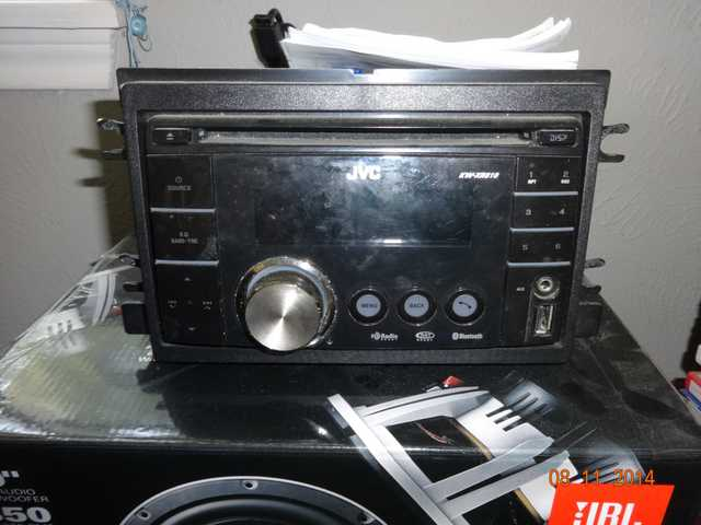 Jvc Stereo / Cd Player