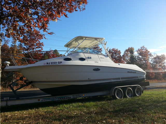 2001 Wellcraft 27 Coastal