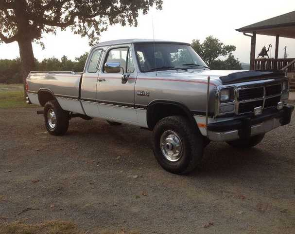 1992 Dodge Other Pickups Le D250