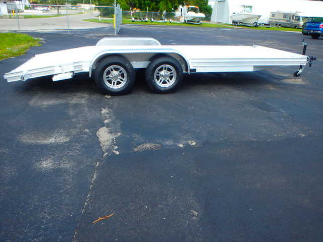 Nextrail Aluminum 18ft Car Hauler