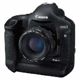 Canon Eos - 1d Mark Iii Digtal Slr Camera