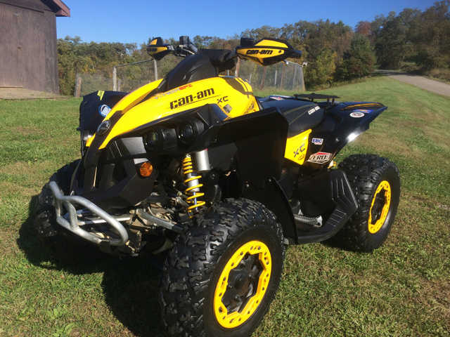 2010 Can Am Renegade 800 - $2400
