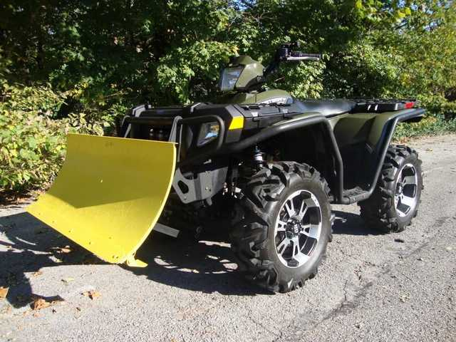 2009 Polaris Sportsman 800 4x4 - $2200