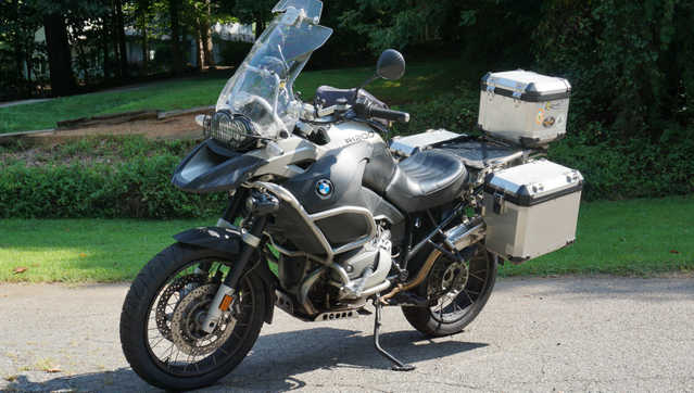 2008 Bmw R1200 Gs Adventure