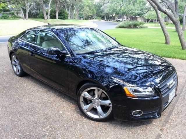 2010 Audi A5 3.2l Quattro Fully Loaded