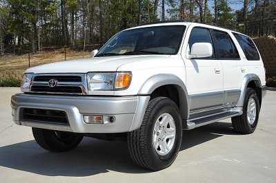 1999 Toyota 4runner 4wd Limited