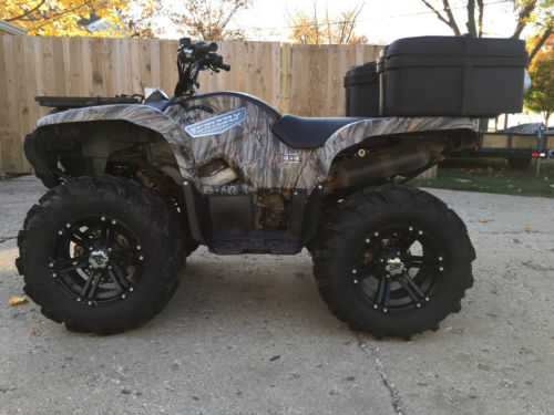 2007 Yamaha Grizzly 700 Eps