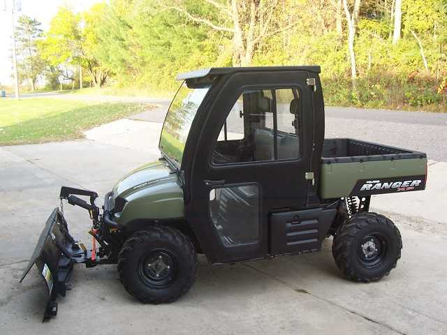 2006 Polaris Ranger Xp 700 Efi 4x4