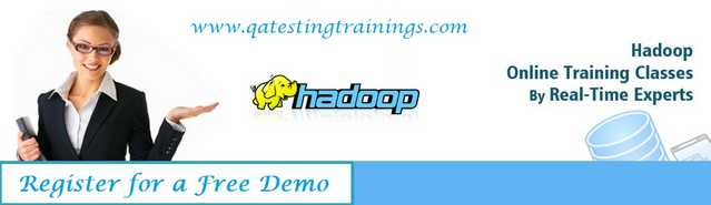Hadoop Online Training | Big Data Online Training With Placement