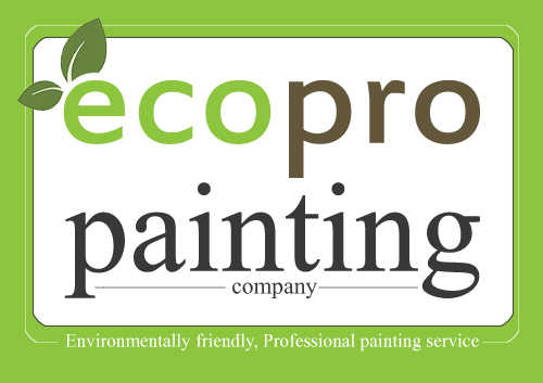 Ecopro Painting Company - Eco - Friendly Products, Professional Ser