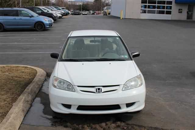 2004 Honda Civic Lx Sedan For Sale