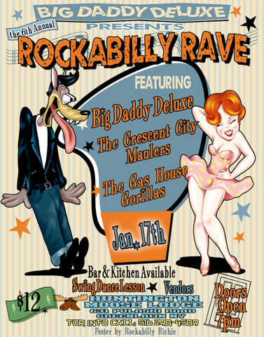 Rockabilly Swing Dance And Rave