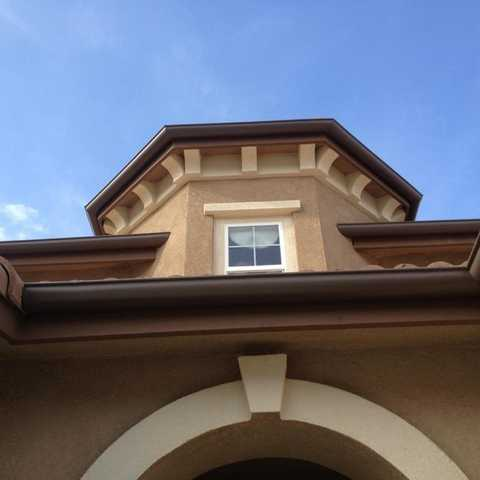 Roof Repair & Rain Gutters