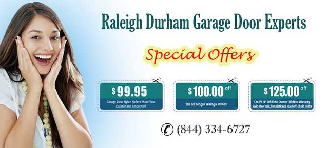 Garage Door Repair Raleigh Durham