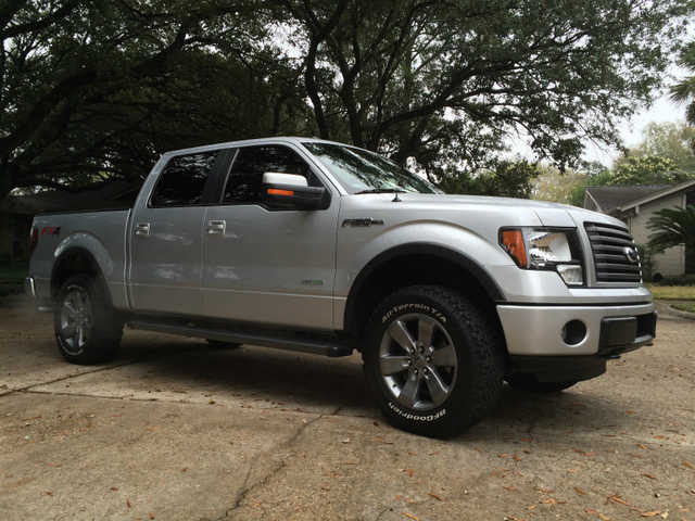 2012 Ford F - 150 Fx4