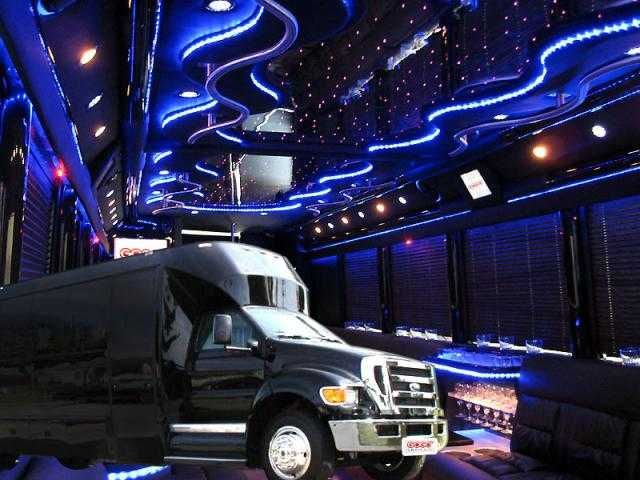 Miami Party Bus Rental (866) 740.8821