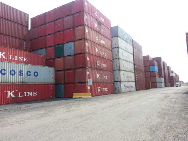 New & Used Shipping Containers On Sale