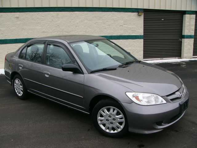 2005 Honda Civic Lx Automatic
