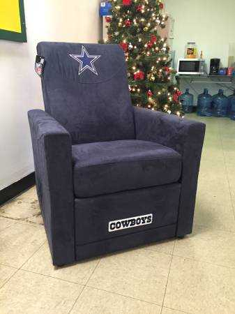 Dallas Cowboy Recliner Chair