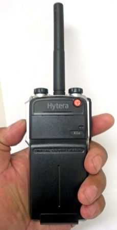 Hytera Digital Two - Way Radios For Your Business