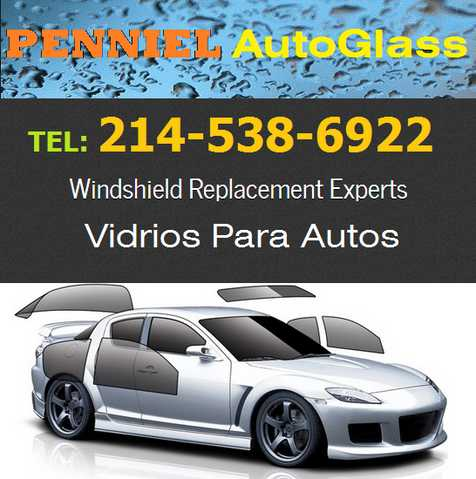 Auto Glass Repair In Dallas Tx