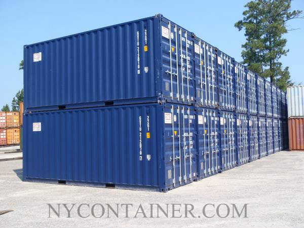 Nycontainer Storage / Shipping Containers For Sale 20' - 45'