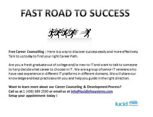 Lucid Career Counselling