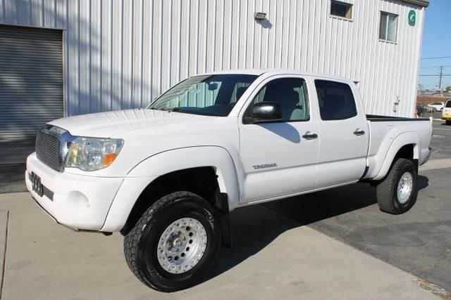 2007 Toyota Tacoma Prerunner Double Cab